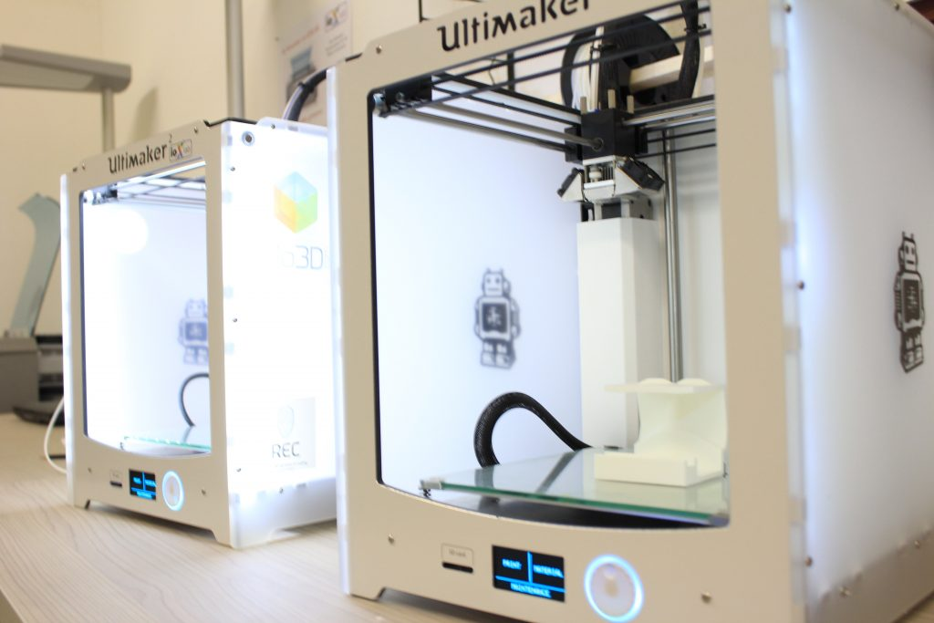 3d drucker in iox lab
