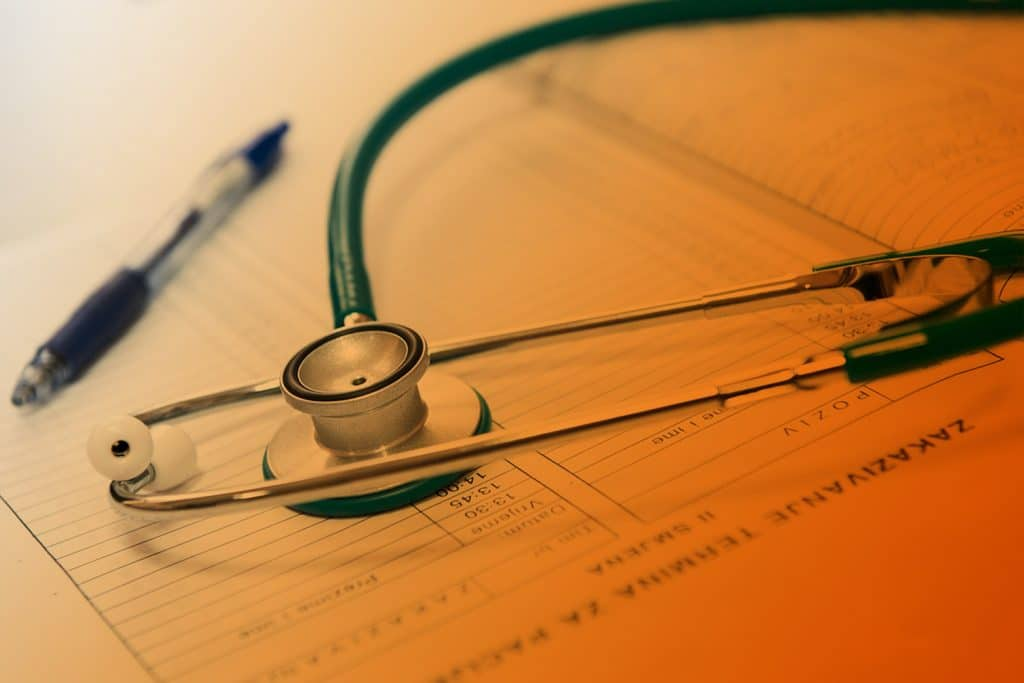 IoT verbundene medizinische Geräte