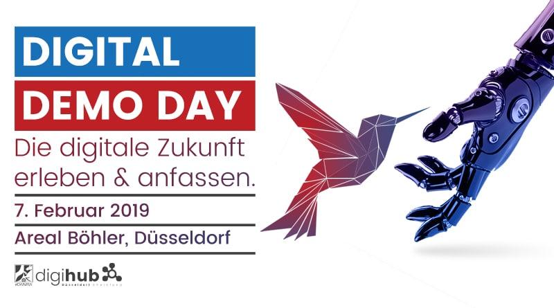 Digital Demo Day 2019 Logo