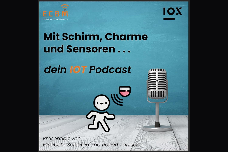 Mit Schirm, Charme und Sensoren - IoT Podcast