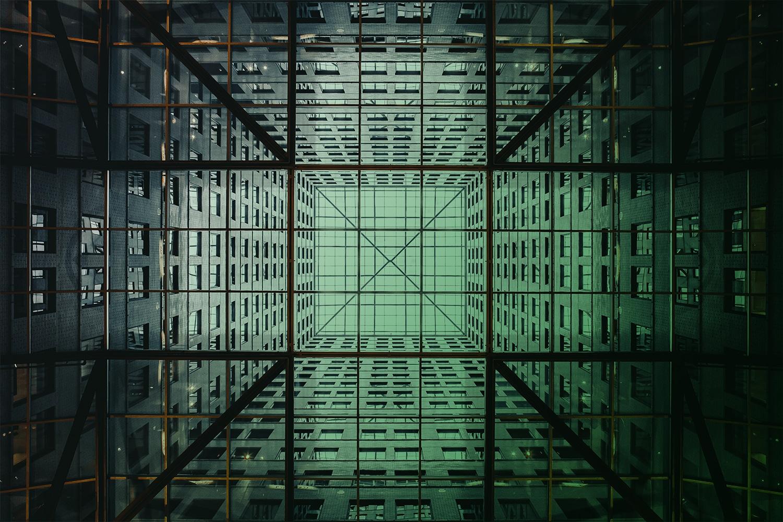 Zum Artikel Digital Twin: Geometrisches Foto eines Gebäudes