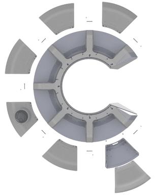C RING Module