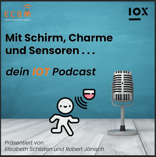Frontcover des IoT Podcasts