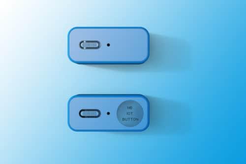 Iot Service Button von IOX
