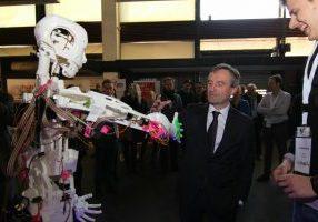 BOB meets Oberbürgermeister Thomas Geisel