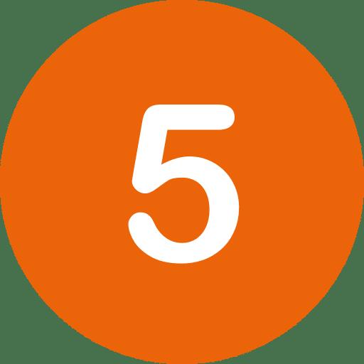 five (1)